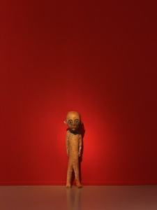 Tommi sculpture RED
